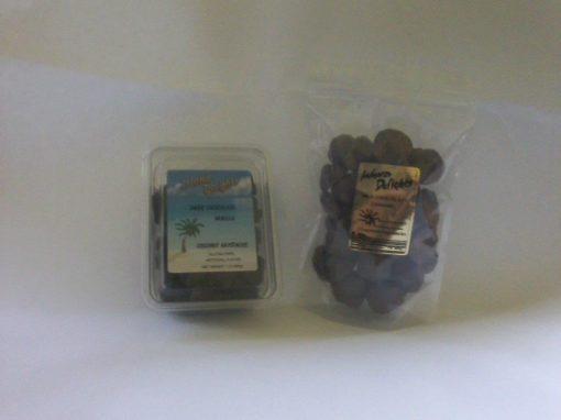 Chocolate Covered Caramel Haystacks