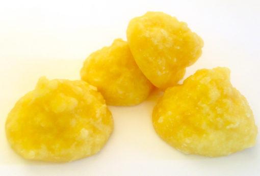 Coconut Haystack Lemon Flavored