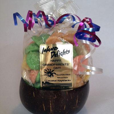 Coconut Haystacks Gift